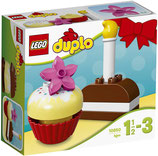LEGO DUPLO Mein erster Geburtstagskuchen