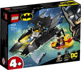 LEGO DC Super Heroes Batboat The Penguin Pursuit!