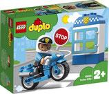 LEGO DUPLO Polizeimotorrad
