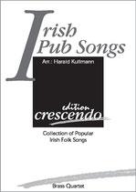 Harald Kullmann (arr.): Irish Pub Songs