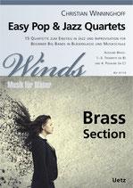 Christian Winninghoff: Easy Pop & Jazz Quartets
