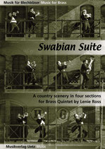 Lenie Ross: Swabian Suite