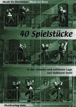 Volker Stahl: 40 Spielstücke