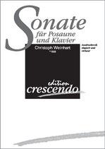 Christoph Weinhart: Sonate