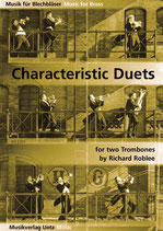 Richard Roblee (arr.): Characteristic Duets I