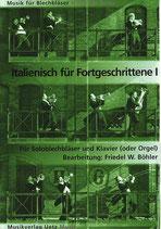 Friedel W. Böhler (arr.): Italienisch für Fortgeschrittene I