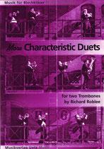 Richard Roblee: Characteristic Duets II
