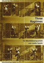 Leslie Searle: Three Ragtimes