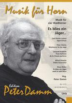 Peter Damm (ed.): Es blies ein Jäger