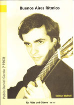 Pablo Daniel García: Buenos Aires Rítmico