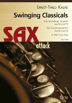 Ernst-Thilo Kalke (arr.): Swinging Classicals