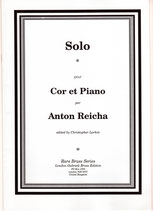 Anton Reicha: Solo pour Cor