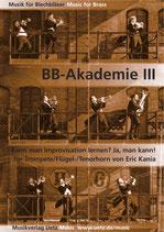 Eric Kania: BB-Akademie Band III