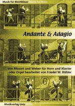 Friedel W. Böhler (arr.): Andante & Adagio