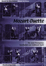 Wolfgang Amadeus Mozart: Duette
