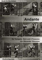Alexander Glasunow: Andante