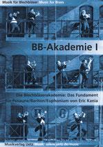 Eric Kania: BB-Akademie I