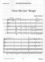 Stephen Roberts: Clear the line Boogie