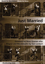 Tom Lambart (arr.): Just Married