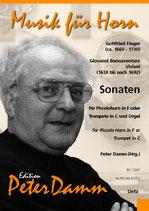 Peter Damm (arr.): Sonaten