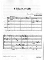 Samuel Scheidt: Canzon Cornetto