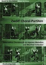 Manfred Schlenker (arr.): 12 Choral-Partiten