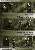 Frigyes Hidas: Scherzo (Allegro Vivace)