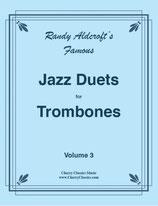 Randy Aldcroft: Famous Jazz Duets III