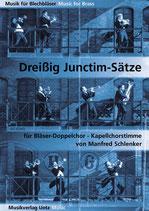 Manfred Schlenker (arr.): 30 Junktim-Sätze