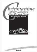 Wolfgang Heinrich (arr.): Christmastime