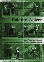 Franz von Suppé: Galathé-Walzer