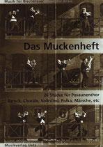 Klaus Dietrich (arr.): Das Muckenheft