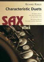 Richard Roblee: Characteristic Duets I