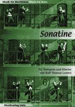 Rolf Thomas Lorenz: Sonatine