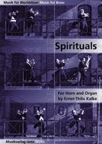 Ernst-Thilo Kalke (arr.): 3 Spirituals