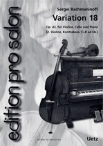 Sergej Rachmaninov: Paganini-Variation 18