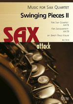 Ernst-Thilo Kalke (arr.): Swinging Pieces II