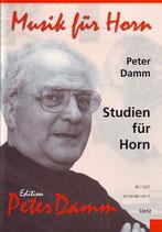 Peter Damm: Studien für Horn