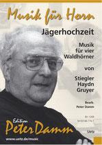 Peter Damm (ed.): Jägerhochzeit