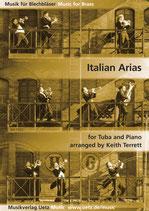 Keith Terrett (arr.): Italien Arias
