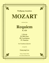 Wolfgang Amadeus Mozart: Requiem K626