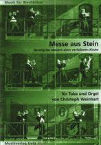 Christoph Weinhart: Messe aus Stein