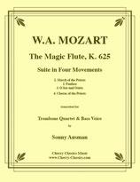 Wolfgang Amadeus Mozart: Zauberflöte - Suite in 5 Sätzen
