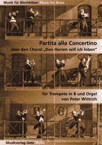Peter Wittrich: Partita alla Concertino