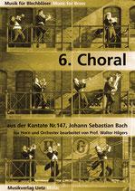 Johann Sebastian Bach: 6. Choral