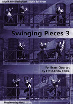 Ernst-Thilo Kalke: Swinging Pieces 3