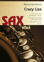 Ernst-Thilo Kalke (arr.): Crazy Liza & Hopeless