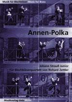 Johann Strauß: Annen-Polka