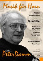 Peter Damm (ed.): Quintette