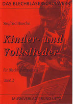 Siegfried Hinsche (arr.): Kinder- und Volkslieder